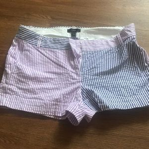 J. Crew Shorts - J. Crew striped shorts